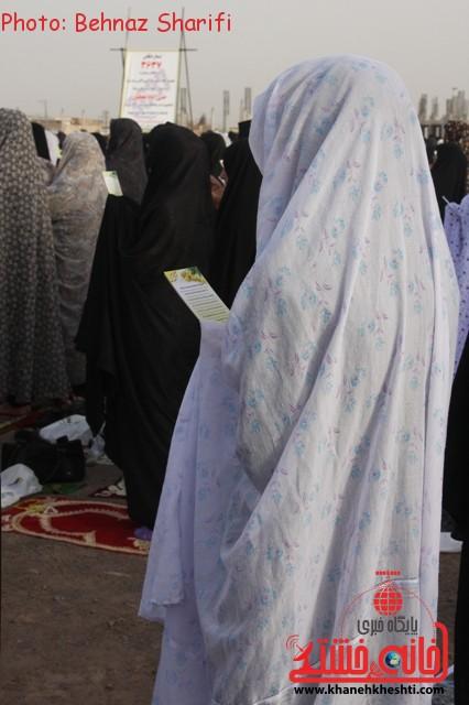 نماز عید فطر رفسنجان_خانه خشتی (۲۳)