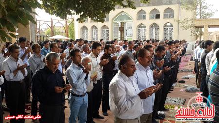 نماز عید فطر - هرمزآباد (۱۶)