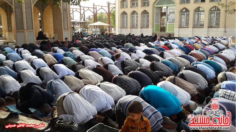 نماز عید فطر - هرمزآباد (۲)