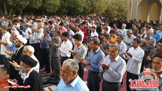 نماز عید فطر - هرمزآباد (۶)