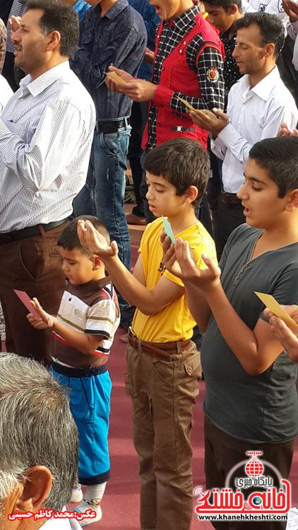 نماز عید فطر - هرمزآباد (۹)