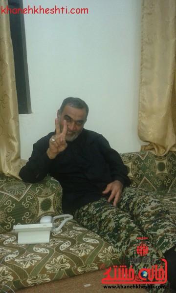 تصاویر دیده نشده از سردار شهید حسین بادپا