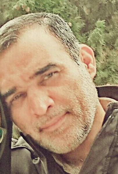 پیکر سردار شهید مدافع حرم حسین بادپا به وطن بازگشت