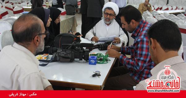 مسابقات قرآن-رفسنجان-خانه خشتی
