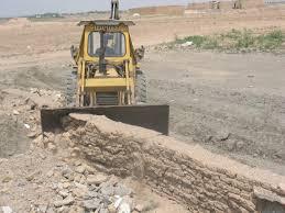آزادسازی بیش از ۲۳۰ هزار مترمربع از اراضی دولتی در رفسنجان