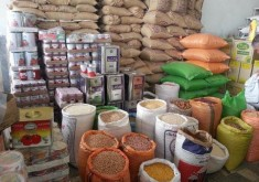 توزیع ۱۱ تن مواد غذایی بین نیازمندان تحت پوشش خیریه خیرین گمنام رفسنجان