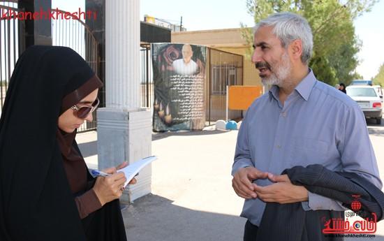 بزرگترین تشییع جغرافیایی پیکر شهدای کشور در کرمان برگزار می شود