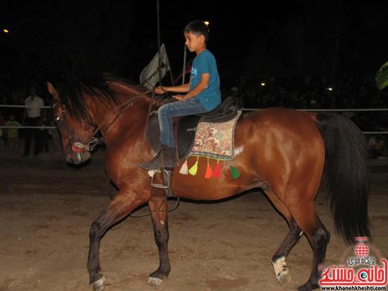 اختتامیه شو اسب سواره صفائیه-رفسنجان-خانه خشتی (۱۷)