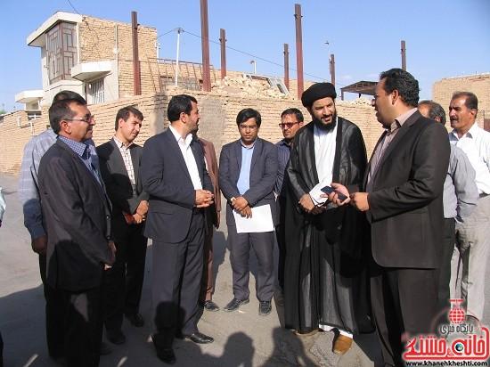 بهرمان نوق-افتتاح-خانه خشتی (۲)