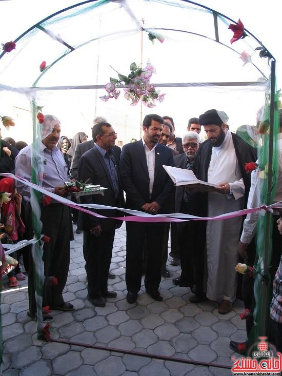 بهرمان نوق-افتتاح-خانه خشتی (۳)