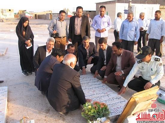 بهرمان نوق-افتتاح-خانه خشتی (۴)