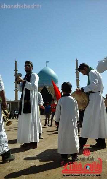 تجمع عزاداران امام صادق(ع)-دهستان رضوان رفسنجان (۱۰)