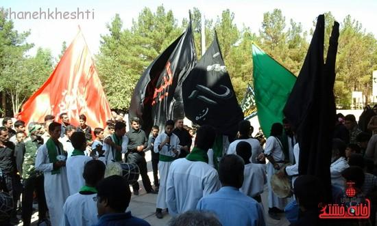 تجمع عزاداران امام صادق(ع)-دهستان رضوان رفسنجان (۱۴)