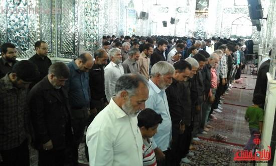 تجمع عزاداران امام صادق(ع)-دهستان رضوان رفسنجان (۳)