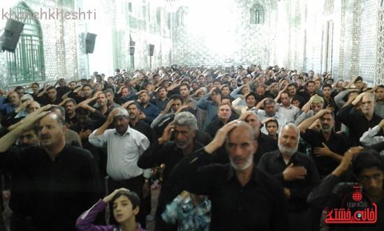 تجمع عزاداران امام صادق(ع)-دهستان رضوان رفسنجان (۴)