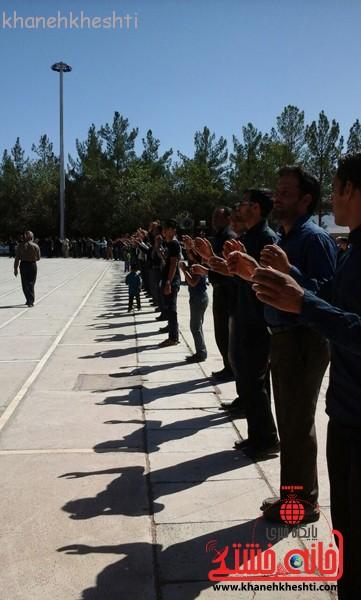 تجمع عزاداران امام صادق(ع)-دهستان رضوان رفسنجان (۷)