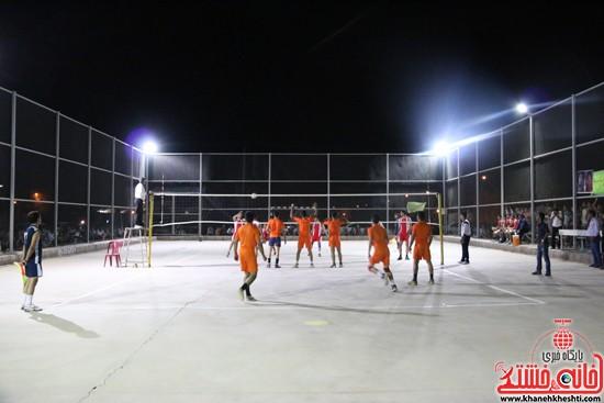 جام والیبال خدا رحمی شاه جهان اباد رفسنجان (۲)