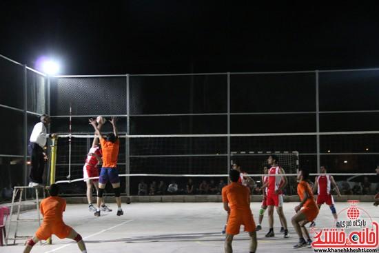 جام والیبال خدا رحمی شاه جهان اباد رفسنجان (۳)