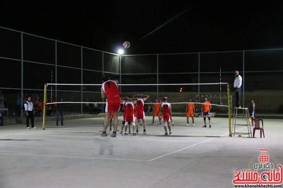 جام والیبال خدا رحمی شاه جهان اباد رفسنجان (۵)