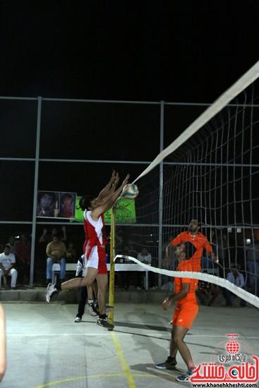 جام والیبال خدا رحمی شاه جهان اباد رفسنجان (۷)