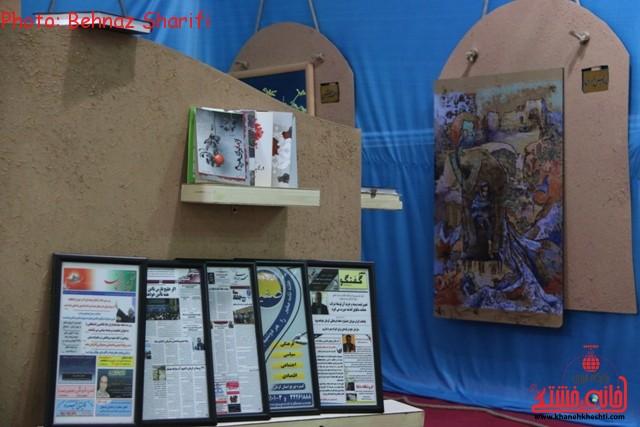 جشنواره فرهنگی اقتصادی کرمان_برج میلاد_تهران_رفسنجان_خانه خشتی (۱۵)