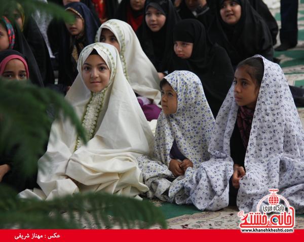 جشن روزه اولی ها در رفسنجان-خانه خشتی (۶)
