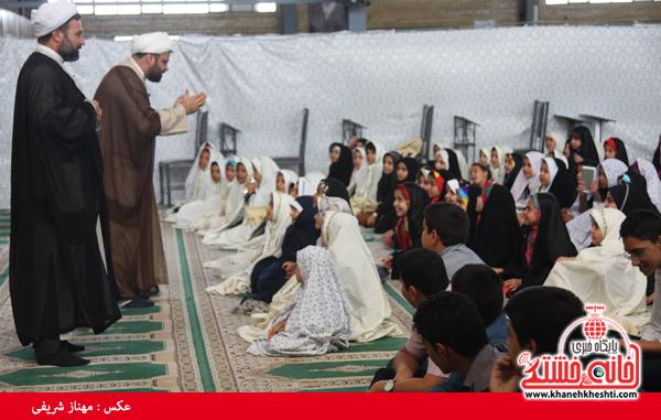 جشن روزه اولی ها در رفسنجان-خانه خشتی (۹)