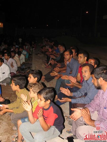 جشن میلاد امام رضا(ع) در مسجد ابوالفضل شهر صفائیه-خانه خشتی (۵)