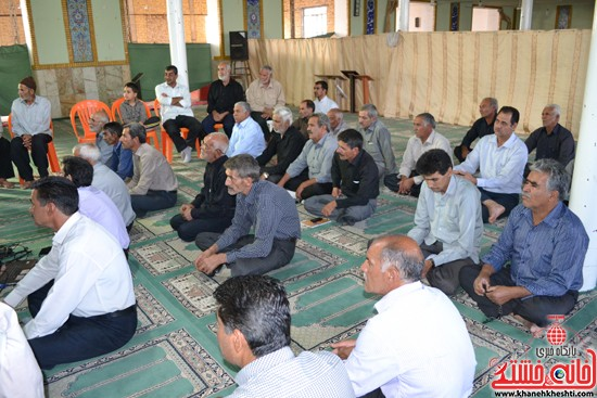 دوربین خانه خشتی در اولین گردهمایی ایثارگران هرمزآباد  (۱۱)