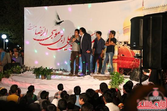 دوربین خانه خشتی در جشن میلاد امام رضا (ع) در رفسنجان (۱۰)