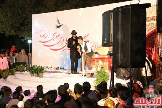 دوربین خانه خشتی در جشن میلاد امام رضا (ع) در رفسنجان (۱۱)