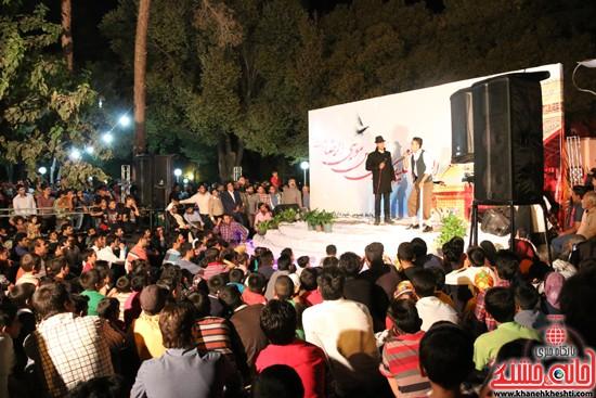 دوربین خانه خشتی در جشن میلاد امام رضا (ع) در رفسنجان (۱۲)