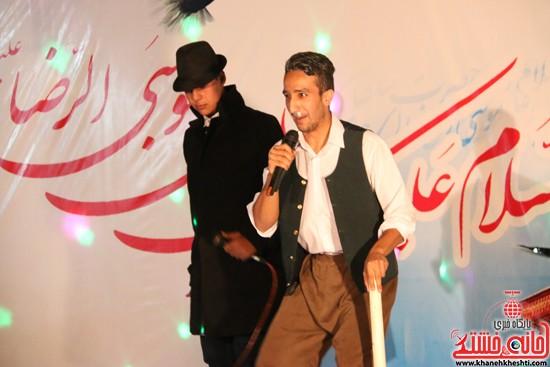 دوربین خانه خشتی در جشن میلاد امام رضا (ع) در رفسنجان (۱۳)