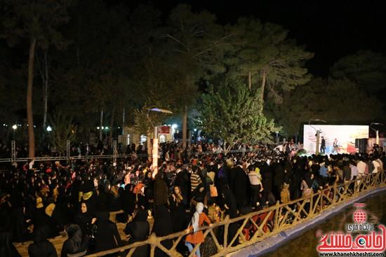 دوربین خانه خشتی در جشن میلاد امام رضا (ع) در رفسنجان (۱۴)