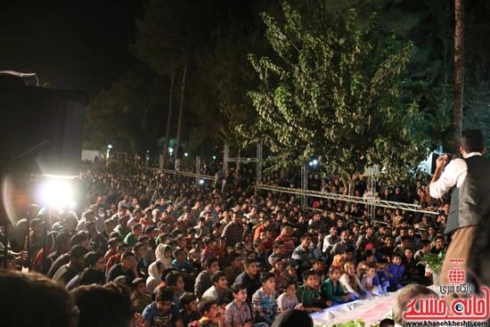 دوربین خانه خشتی در جشن میلاد امام رضا (ع) در رفسنجان (۱۵)