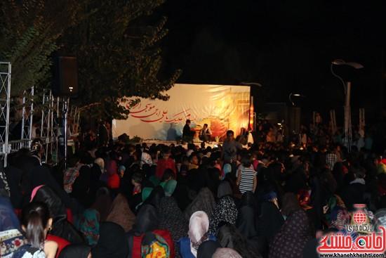 دوربین خانه خشتی در جشن میلاد امام رضا (ع) در رفسنجان (۱۷)