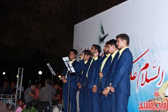 دوربین خانه خشتی در جشن میلاد امام رضا (ع) در رفسنجان (۴)