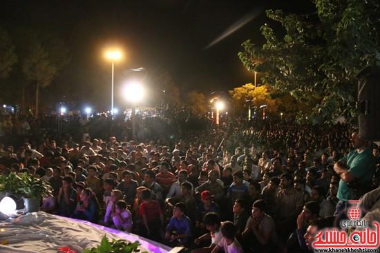 دوربین خانه خشتی در جشن میلاد امام رضا (ع) در رفسنجان (۸)