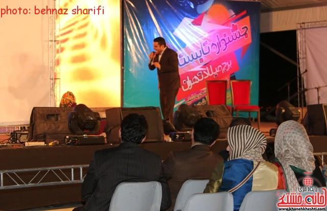 شب فرهنگی هنری رفسنجان_برج  میلاد_جشنواره کرمان_ (۱۷)