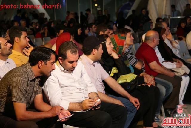 شب فرهنگی هنری رفسنجان_برج  میلاد_جشنواره کرمان_ (۲)