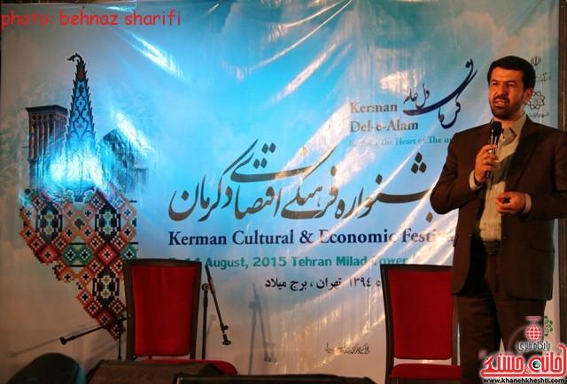 شب فرهنگی هنری رفسنجان_برج  میلاد_جشنواره کرمان_ (۳)