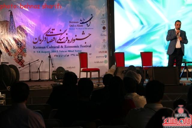 شب فرهنگی هنری رفسنجان_برج  میلاد_جشنواره کرمان_ (۴)