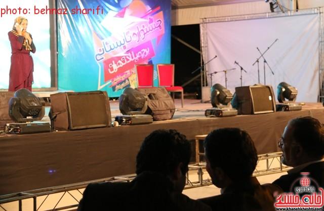 شب فرهنگی هنری رفسنجان_برج  میلاد_جشنواره کرمان_ (۶)