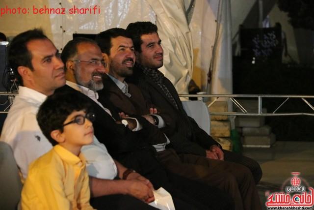 شب فرهنگی هنری رفسنجان_برج  میلاد_جشنواره کرمان_ (۸)