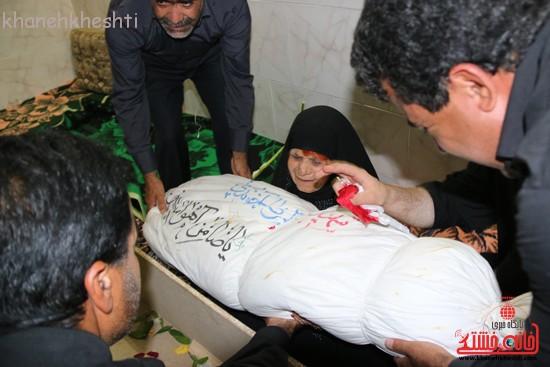 شهید غلامرضا اخونذی-رفسنجان-خانه خشتی (۱۴)