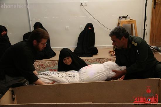 شهید غلامرضا اخونذی-رفسنجان-خانه خشتی (۳۲)