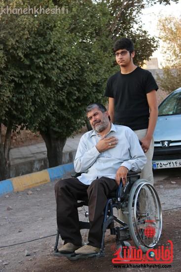شهید غلامرضا اخونذی-رفسنجان-خانه خشتی (۶)