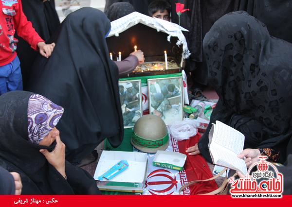 شهید گمنام-رفسنجان-خانه خشتی (۳)
