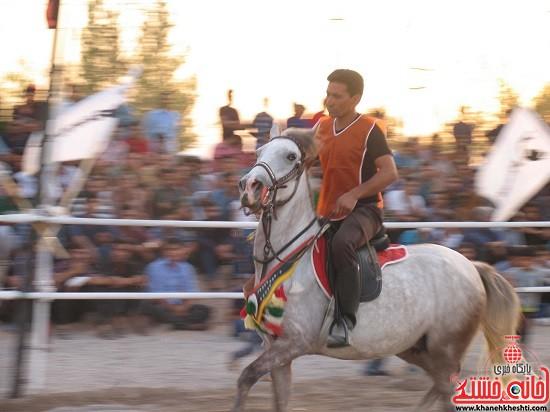 شو اسب سواره شهر صفائیه-رفسنجان-خانه خشتی (۱۰)
