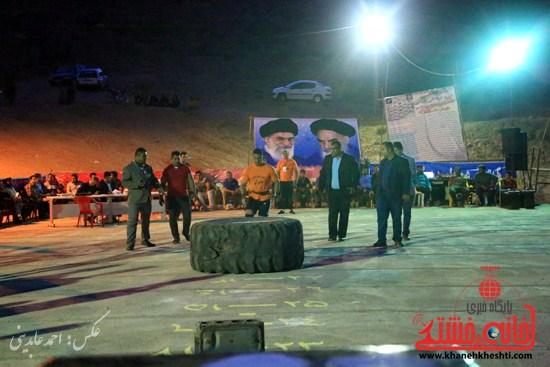 قویترین مردان جنوب شرق کشور در داوران رفسنجان (۱۳)
